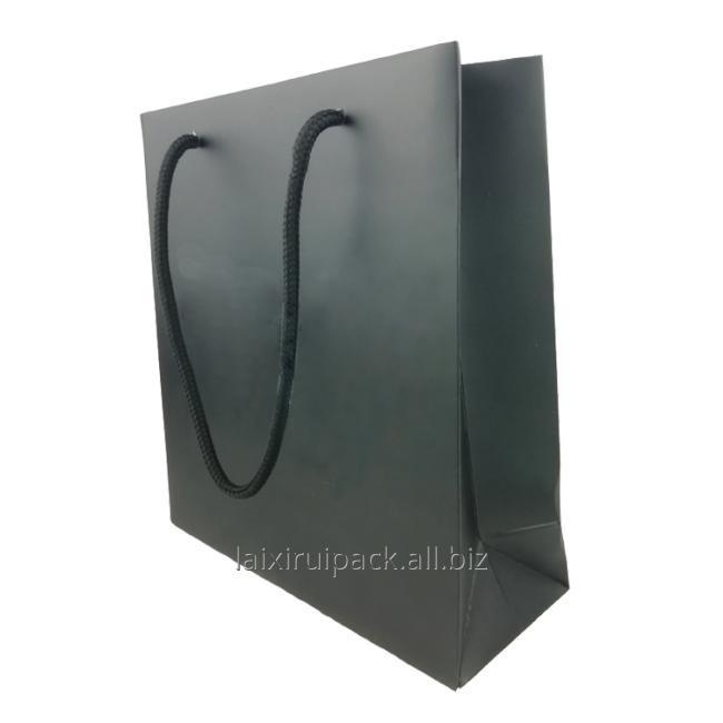 luxury facy paper bag