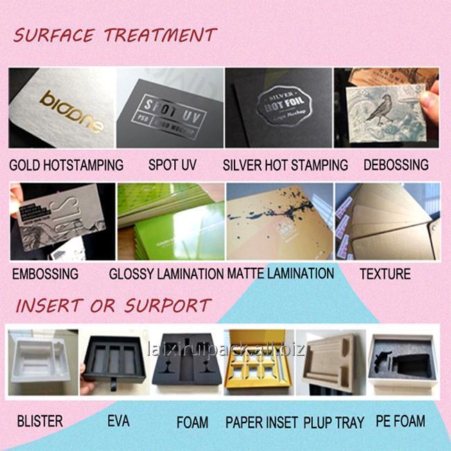 choose surface finish