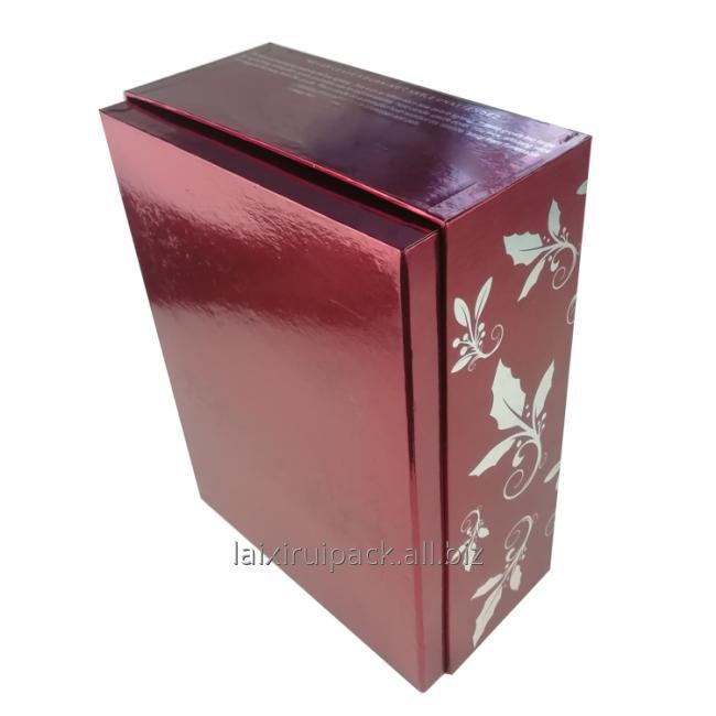 candle box back