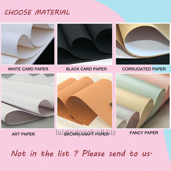 material choose