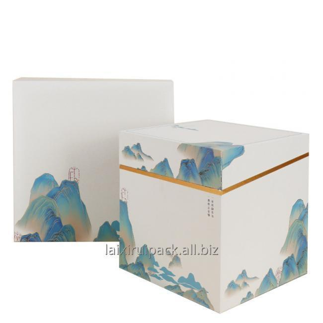 tea packing box