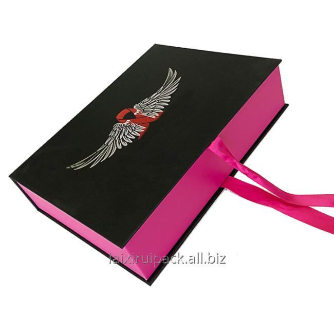 cosmetic box black