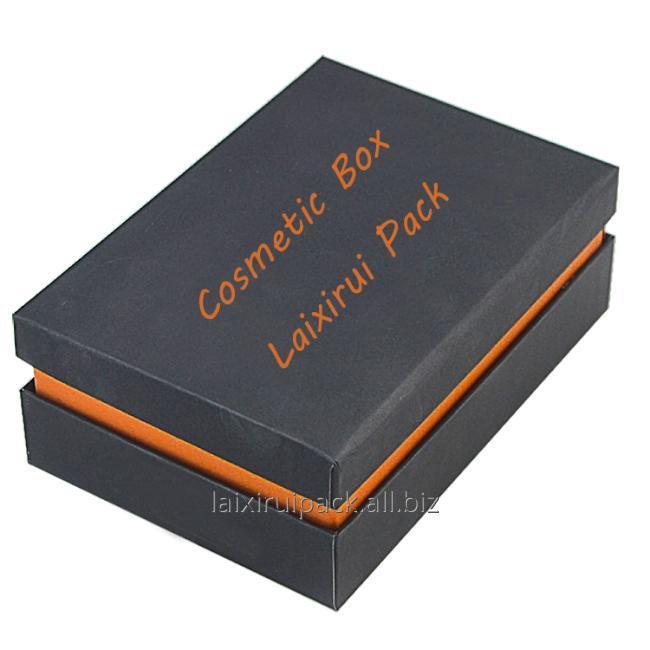 flip top paper box