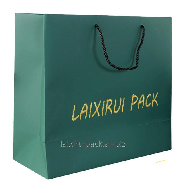 luxury clothing shopping bag