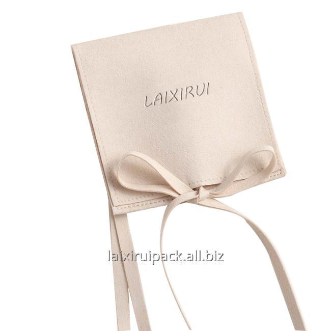 jewelry packaging bag with string
