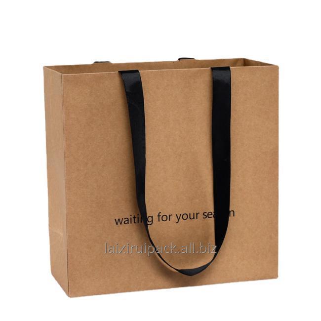 kraft clothing bag big size