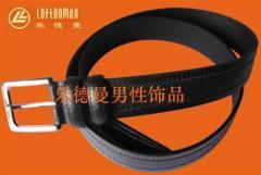 Saddlers- and saddle equipment, belt and belts
