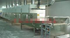 亚硝酸钠微波干燥设备