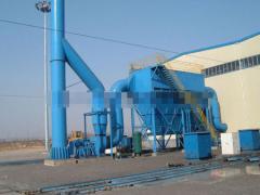 PPCS袋式除尘器(气箱式脉冲袋除尘器