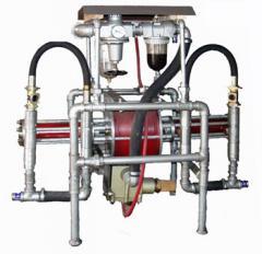 QZB型系列气动注浆泵