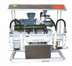 YZB型系列液压注浆泵