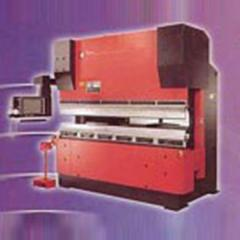 Equipment for bending of metal