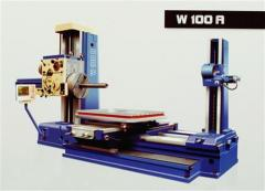 Boring and milling