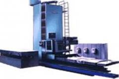 Machine tools vertical milling cantilever