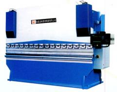 Equipment for bending and cutting of sheet metal
