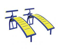 Countryside Exercise Machine With Good Quality And