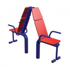 Outdoor Park Fitness Equipment With Good Quality