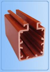 Profile made of MDF
