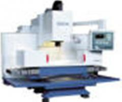 Machine tools milling with CHPU