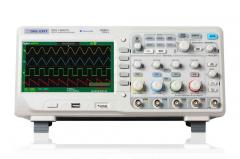 Digital Oscilloscope SDS1000CFL 7inch Screen 4