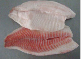 Tilapia Fillet, Deep Skinned, Middle Blood Line in