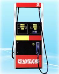 Equipment for gasoline filling stations