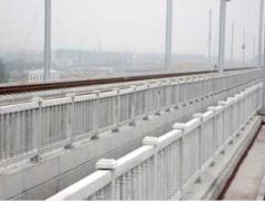 水泥基桥梁栏杆