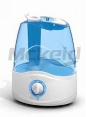 Bactericidal air humidifiers