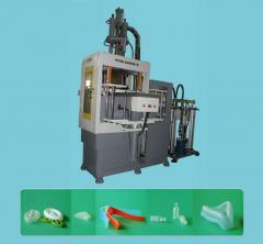 (双滑板)立式液态硅胶注射成型机TYM-4048-2