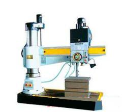 Machine tools drilling different