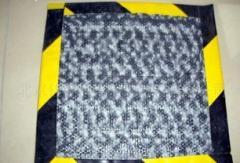 供应天然防水土工材料 膨润土防水毯