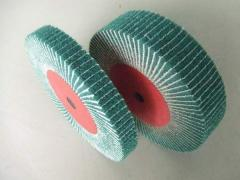 Polishing wheels