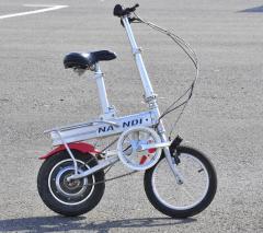 健康骑锂电全铝16