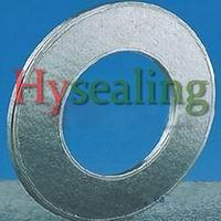 Paddings asbestos-metallic