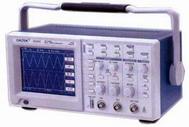 100M 数字存储示波器