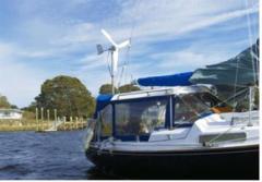 船用风力发电/风光互补鱼船供电系统