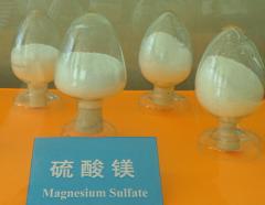 Magnesium sulfate, powder