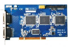 TD-3316M----16路 CIF实时软编码视频压缩卡