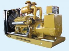 上股12缸135系列(150-350)KW柴油发电机组