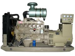 潍柴系列(30-150)KW柴油发电机组