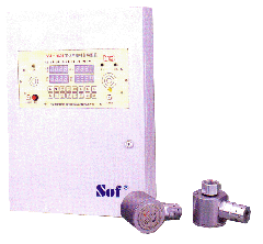 Gas contamination control device