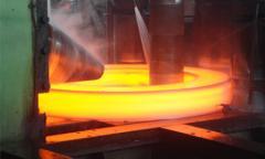 Equipment for blacksmith's art forging