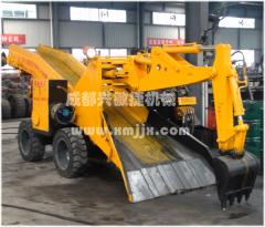 Machines loading-conveying