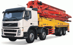 Machines for concrete delivery