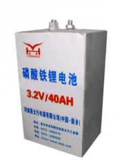 Lithium accumulator