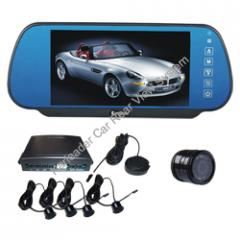 Video cameras for automobiles