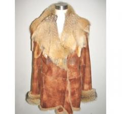 Fur coats for women