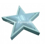 HPOL-001  LED Colorful Point Light-Five...