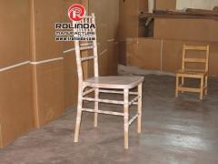 Wooden Chiavari Dining Chair