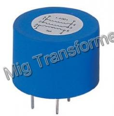 Current transformers for measurements